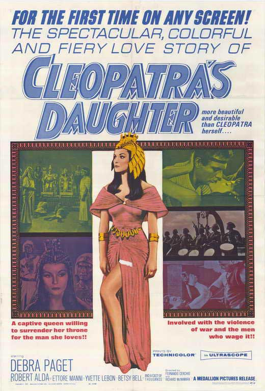 Cleopatra s Daughter movie