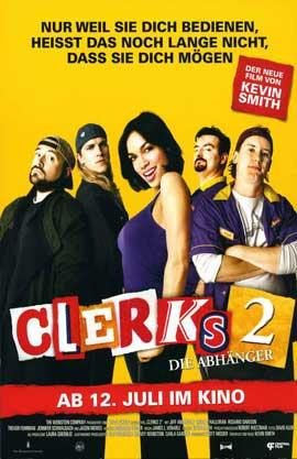 Clerks II - 11 x 17 Movie Poster - German Style B