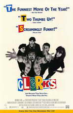 Clerks - 11 x 17 Movie Poster - Style B