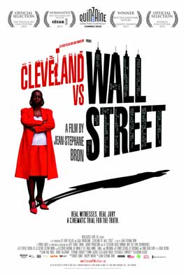 Cleveland vs. Wall Street - 11 x 17 Movie Poster - Style A