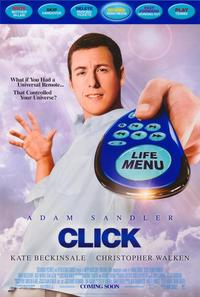 Click - 27 x 40 Movie Poster - Style A
