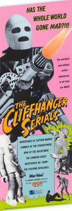 Cliffhanger Serials The