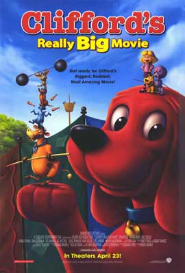 Clifford's Really Big Movie - 11 x 17 Movie Poster - Style A