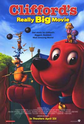 Clifford's Really Big Movie - 27 x 40 Movie Poster - Style A