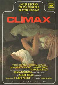Climax - 27 x 40 Movie Poster - Spanish Style A
