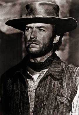 Clint Eastwood - 11 x 17 Movie Poster - Style A