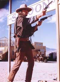 Clint Eastwood - 8 x 10 Color Photo #105