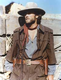 Clint Eastwood - 8 x 10 Color Photo #106