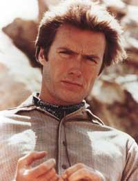 Clint Eastwood - 8 x 10 Color Photo #122