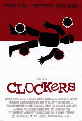 Clockers - 11 x 17 Movie Poster - Style A