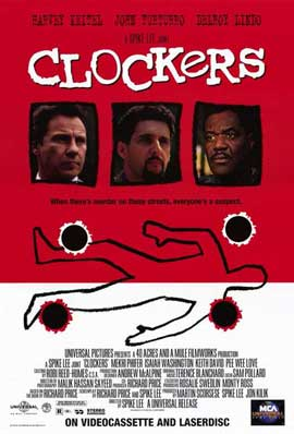 Clockers - 11 x 17 Movie Poster - Style C