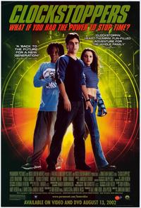 Clockstoppers - 27 x 40 Movie Poster - Style A