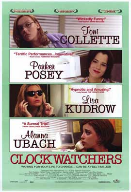 Clockwatchers - 27 x 40 Movie Poster - Style A