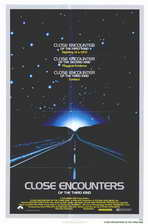 Close Encounters of the Third Kind - 11 x 17 Movie Poster - Style D