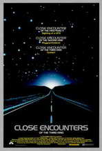 Close Encounters of the Third Kind - 27 x 40 Movie Poster - Style B