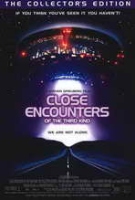 Close Encounters of the Third Kind - 27 x 40 Movie Poster - Style C