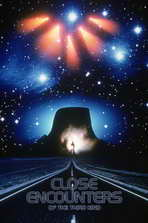 Close Encounters of the Third Kind - 27 x 40 Movie Poster - Style E