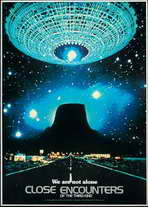 Close Encounters of the Third Kind - 11 x 17 Movie Poster - Style O
