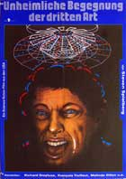Close Encounters of the Third Kind - 27 x 40 Movie Poster - German Style A