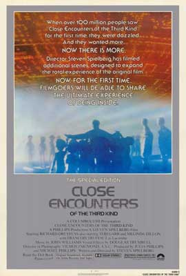 Close Encounters of the Third Kind - 27 x 40 Movie Poster - Style A