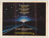 Close Encounters of the Third Kind - 43 x 62 Movie Poster - Bus Shelter Style A
