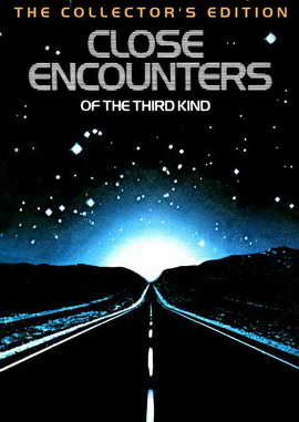 Close Encounters of the Third Kind - 27 x 40 Movie Poster - Style F