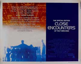 Close Encounters of the Third Kind - 11 x 17 Movie Poster - Style J