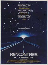 Close Encounters of the Third Kind - 11 x 17 Movie Poster - French Style A