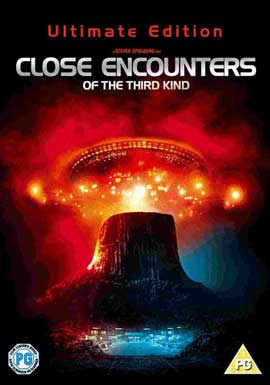 Close Encounters of the Third Kind - 11 x 17 Movie Poster - Australian Style A