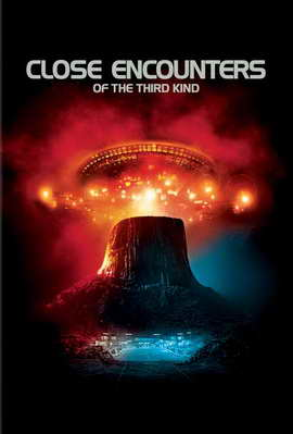 Close Encounters of the Third Kind - 11 x 17 Movie Poster - Style L