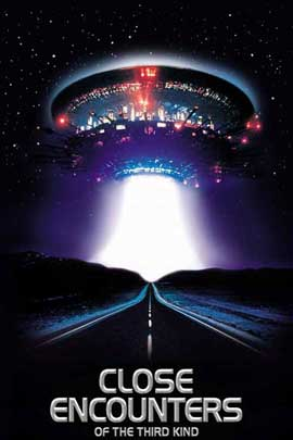 Close Encounters of the Third Kind - 11 x 17 Movie Poster - Style M