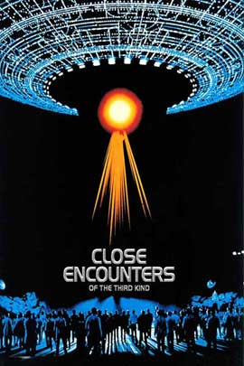 Close Encounters of the Third Kind - 11 x 17 Movie Poster - Style N