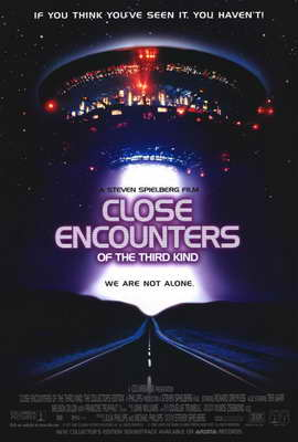 Close Encounters of the Third Kind - 27 x 40 Movie Poster - Style I