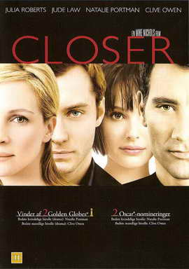 Closer - 11 x 17 Movie Poster - Style B