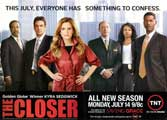 The Closer (TV) - 30 x 40 TV Poster - Style A