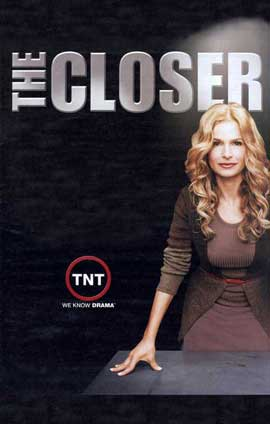 The Closer (TV) - 11 x 17 TV Poster - Style B