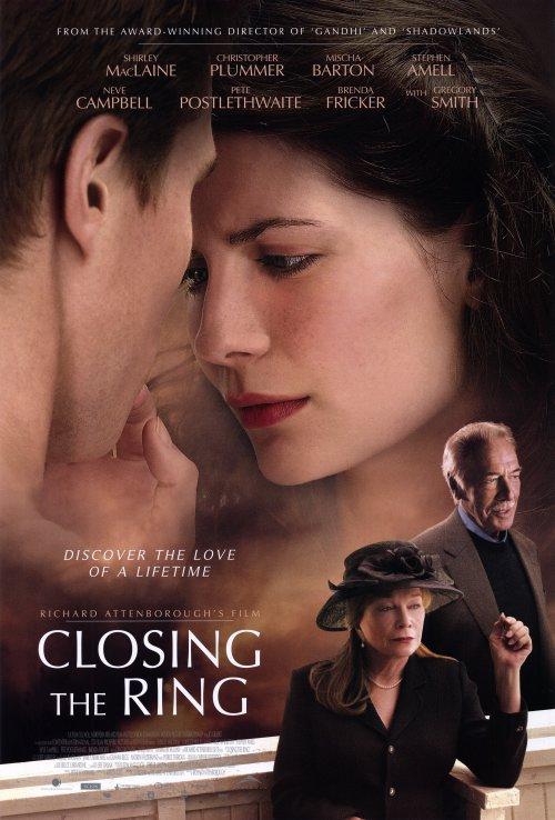closing ring. Closing the Ring - 11 x 17