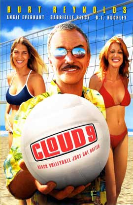 Cloud 9 - 11 x 17 Movie Poster - Swedish Style A