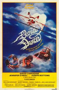 Cloud Dancer - 27 x 40 Movie Poster - Style A