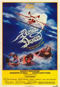 Cloud Dancer - 43 x 62 Movie Poster - Bus Shelter Style A