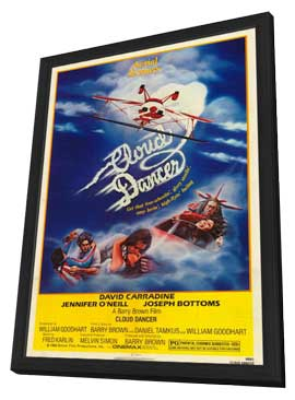 Cloud Dancer - 27 x 40 Movie Poster - Style A - in Deluxe Wood Frame