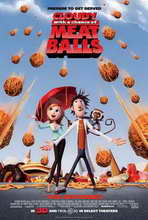 Cloudy with a Chance of Meatballs - 11 x 17 Movie Poster - Style B