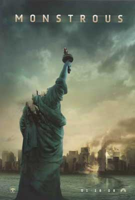 Cloverfield - 27 x 40 Movie Poster - Style A