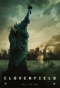 Cloverfield - 11 x 17 Movie Poster - Style B