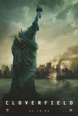 Cloverfield - 27 x 40 Movie Poster - Style E