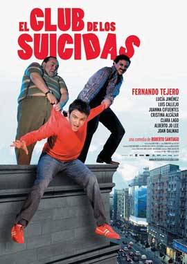 Club de los suicidas, El - 11 x 17 Movie Poster - Spanish Style A