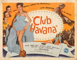 Club Havana - 11 x 17 Movie Poster - Style A