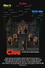 Clue - 11 x 17 Movie Poster - Style A