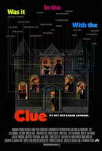 Clue - 27 x 40 Movie Poster - Style A