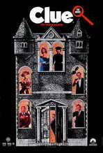 Clue - 27 x 40 Movie Poster - Style C